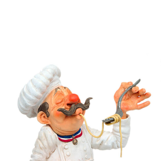 Guillermo Forchino The Cook 5 555x555 1