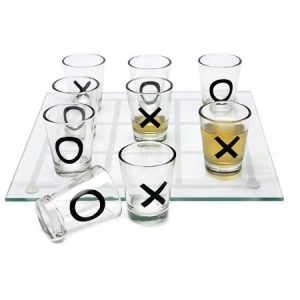 0005935 tic tac toe drinking game