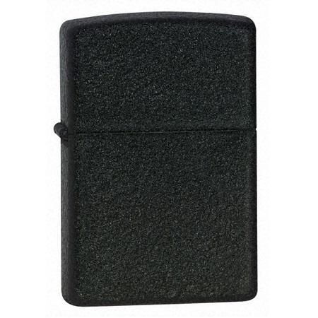 041689106805 zippo upaljac black crackle zippo upalj 236