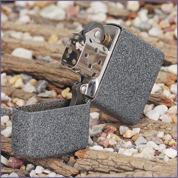 149 Zippo Lighter Iron Stone 3 Zippo 211