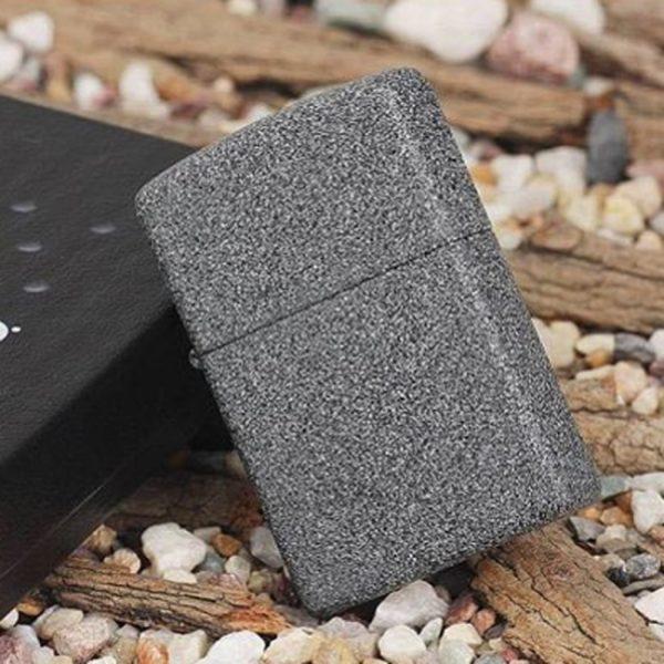 149 Zippo Lighter Iron Stone 4 Zippo 211