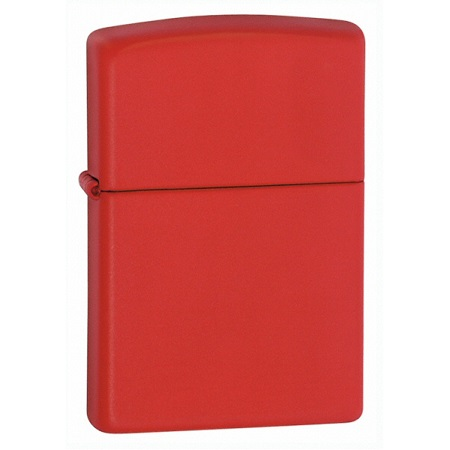 Zippo Red Matte 233