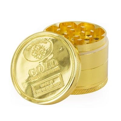 drobilica zlatna metalna