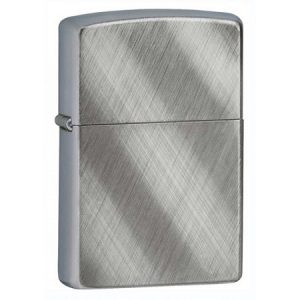 Zippo Diagonal Weave 28182