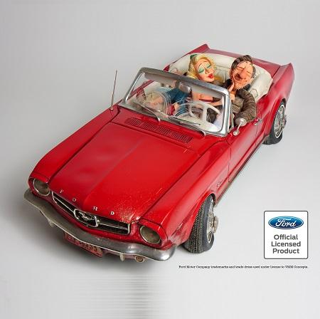 65 Ford Mustang Con 4CDF8E1