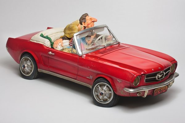 65 Ford Mustang Convertible 3