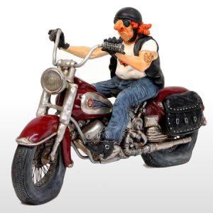 Forchino motociklista