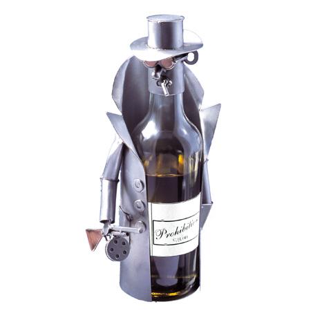 HinzKunst Drzac za flase 6037 Al Capone bottle holder Poklonimi