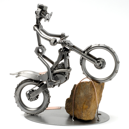 HinzKunst Motocikl Offroad 116 B Motorcycle Trial Poklonimi