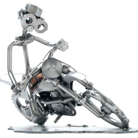 HinzKunst Motor Kros 327 C Moto Cross Race Poklonimi