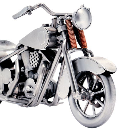 HinzKunst Motor Springer 2002 C Springer Motorbike Poklonimi