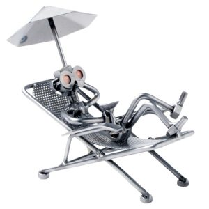 HinzKunst Turista 200 B Deck Chair Poklonimi