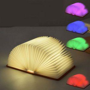 Jentinsun 5 Color Night Light Portable 640x640