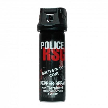 KKS Pfefferspray Abwehrspray RSG Police Breitstrahl