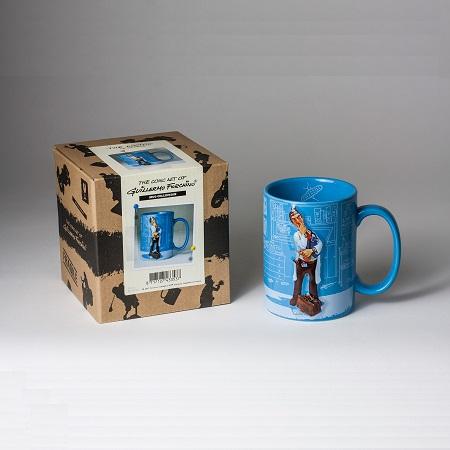 Mug The Doctor • Le Médecin