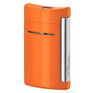 S T Dupont MINIJET LIGHTER SPICY ORANGE 010032 S T Dupont 010032 Alpascia img 121057 w580 h935