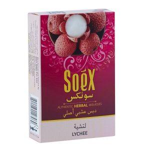 SOEX Lychee aroma za nargilu