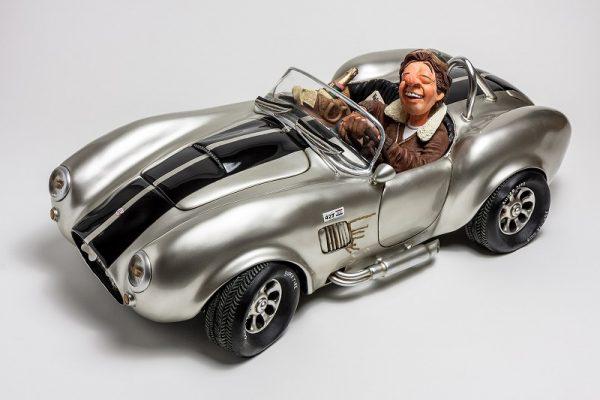 Shelby Cobra 427 SC Silver 2