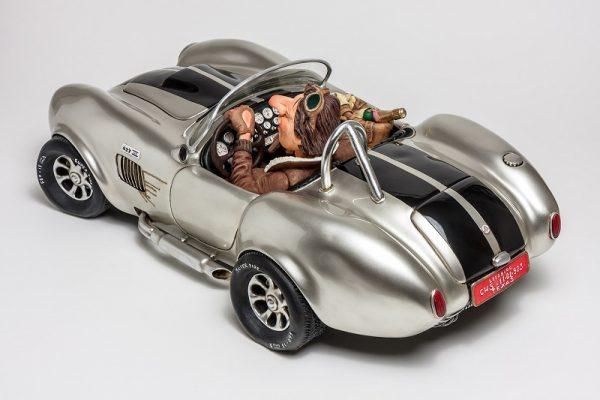 Shelby Cobra 427 SC Silver 3