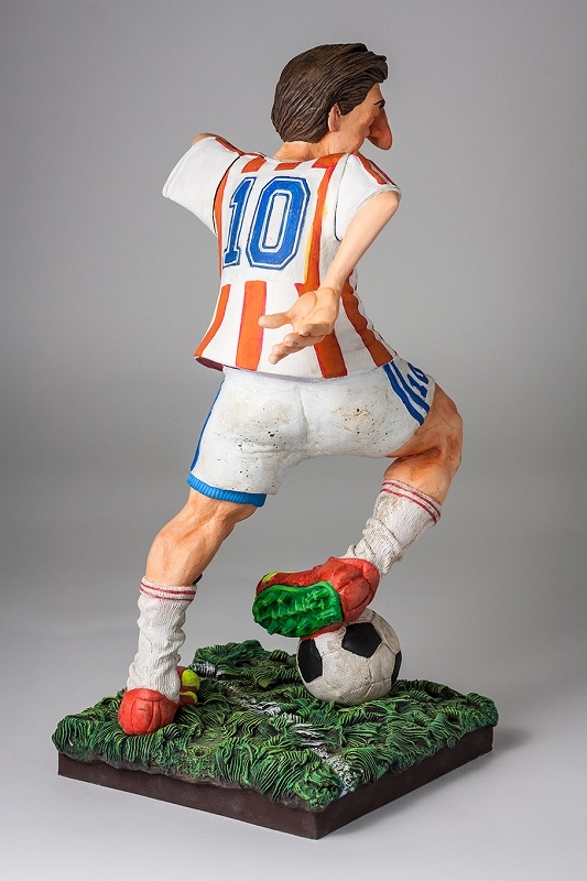 The Football Player • Le Footballeur 3 2016