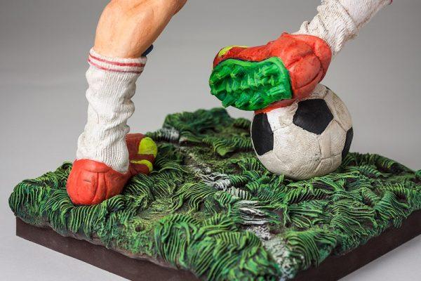 The Football Player • Le Footballeur 5 2016