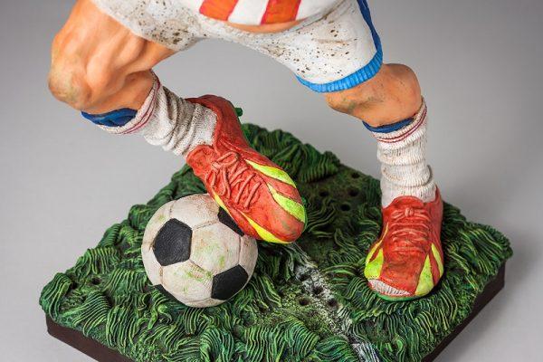 The Football Player • Le Footballeur 6 2016