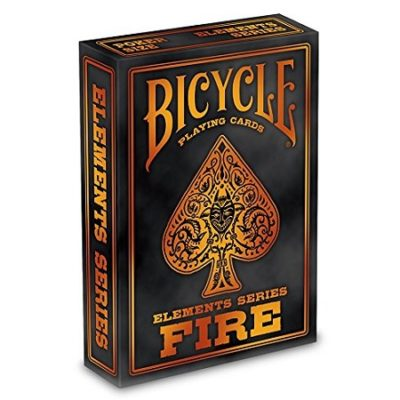bicycle fire karte