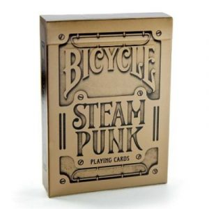 steampunk bicycle karte