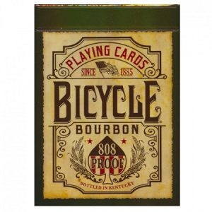 Bicycle Bourbon karte