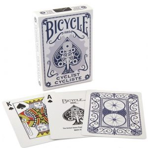 bicycle playing cards cyclist blue 02 2017