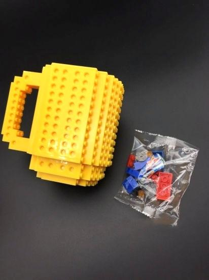 lego cup creative building blocks mugs block puzzle cup