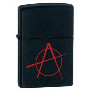 zippo Black Mate anarchy symbol 20842 800x800 1