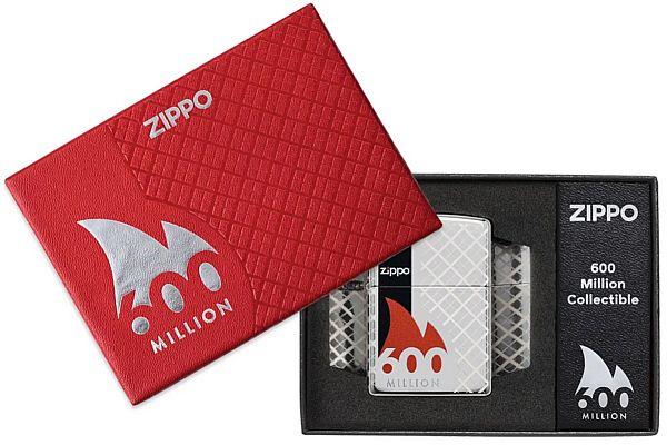 600th million zippo upaljac ekspedicija