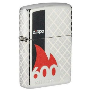 zippo collectables of the year 600th million 49272 ekspedicija