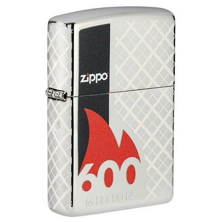 zippo collectables of the year 600th million 49272 ekspedicija