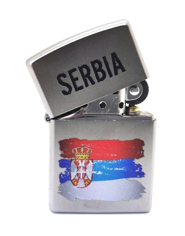 zippo srpska zastava ekspedicija