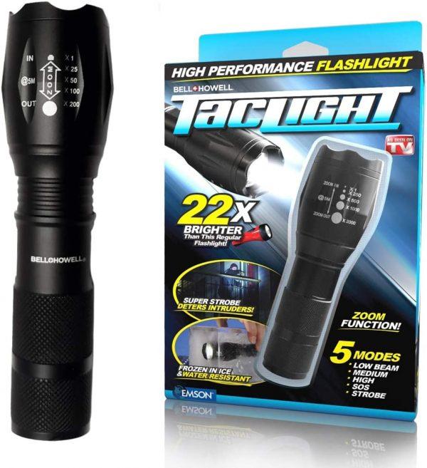 baterijska lampa budget