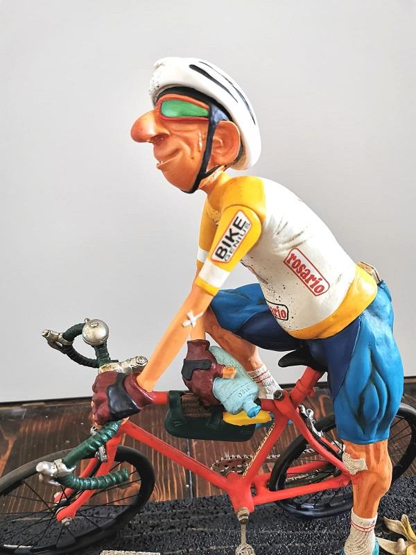 biciklista forchino rucna figura ekspedicija