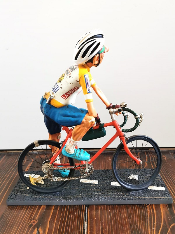 biciklista forchino rucna figura