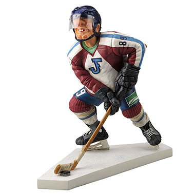 The Ice Hockey Player Forchino FO85541 02