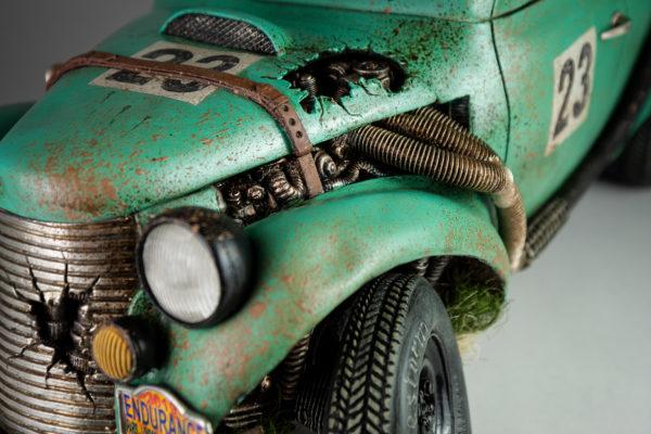 The Rally Car 10
