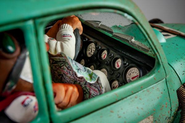 The Rally Car 12