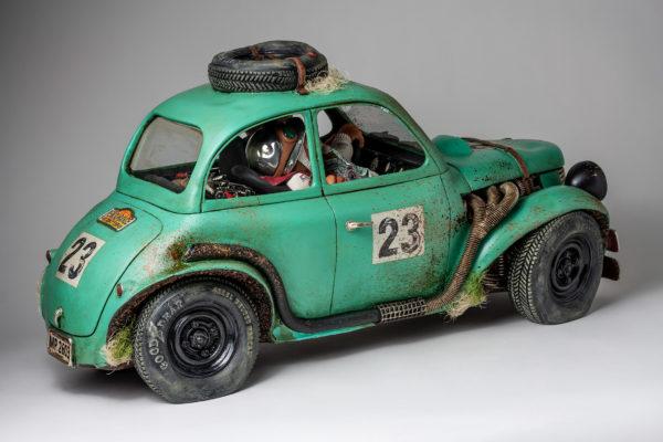 The Rally Car 5