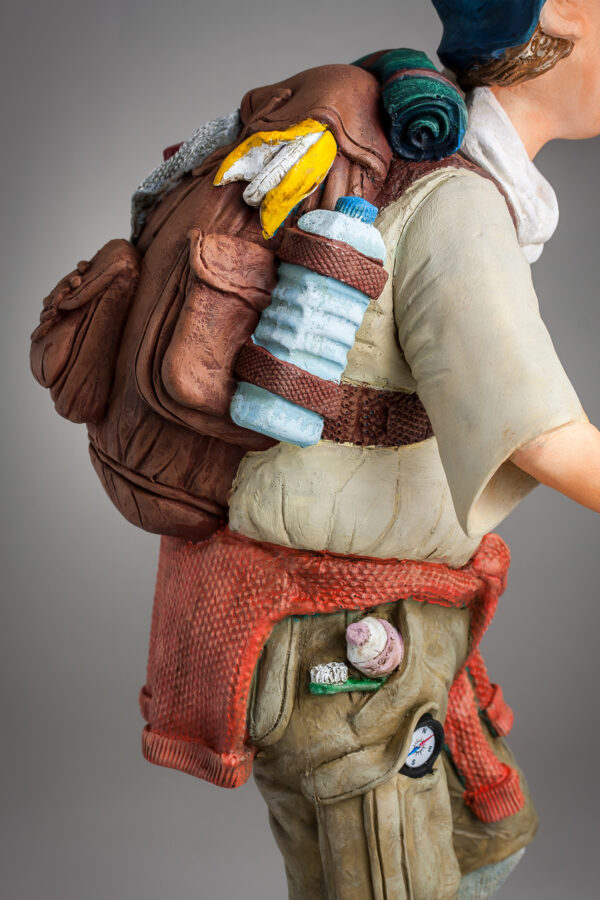 The Hiker 6