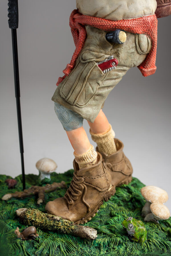 The Hiker 7